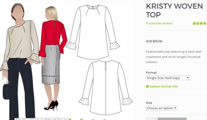 Kristy top