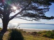 Huskisson Beach