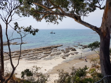 Shark Beach, Huskisson