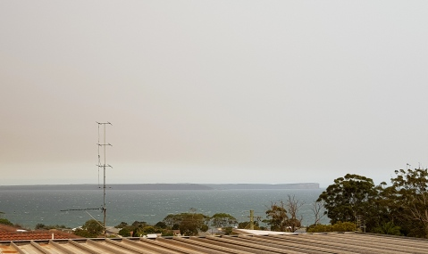 Smokey Jervis Bay