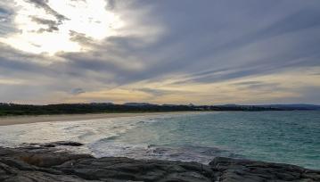 Murramerang beach