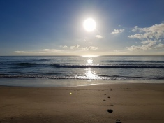 Murramerang sunrise on ANZAC Day